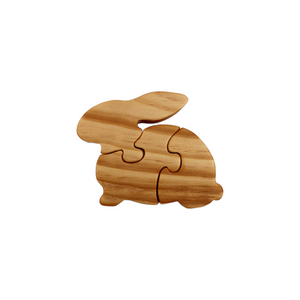 Bunny Wooden Puzzle