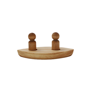 Canoe Wooden Toy