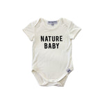 Nature Baby Bodysuit