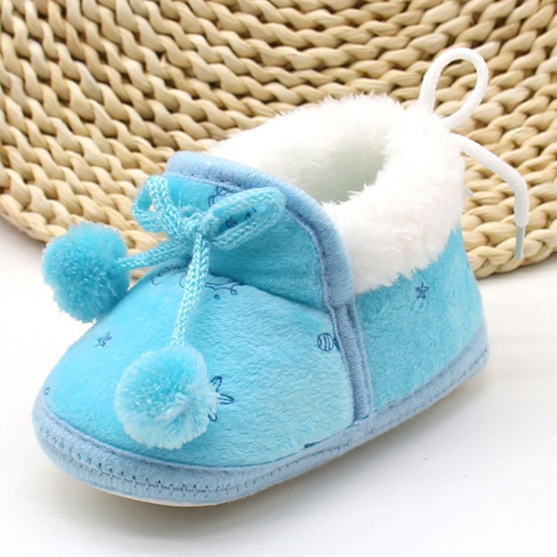Baby Girls Princess Winter Boots