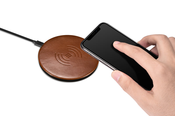 CALLETTI™ Fast Wireless Charger - Cabin/Desktop