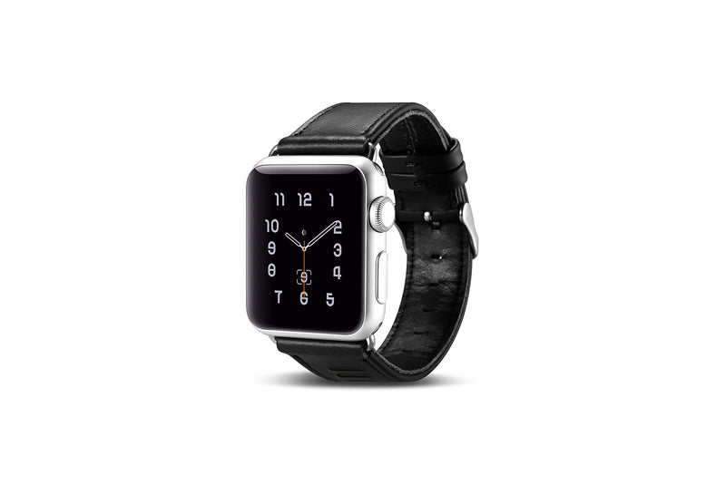 " Watch® band ""Charcoal"""