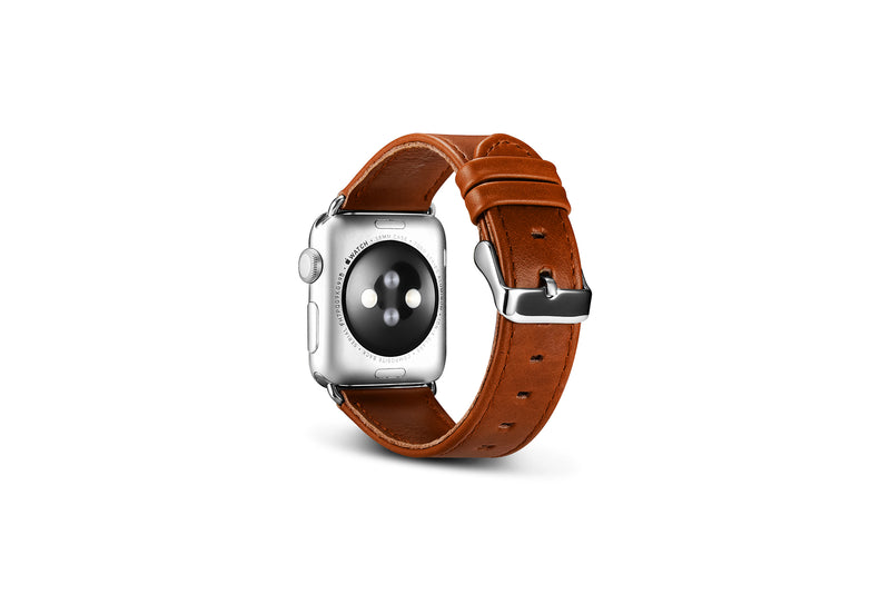 " Watch® band ""Cognac"""