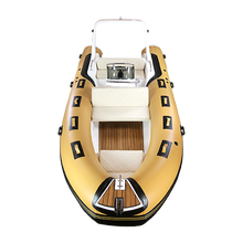 Load image into Gallery viewer, RIB520 Sport Line incl Teak & Stainless tank package