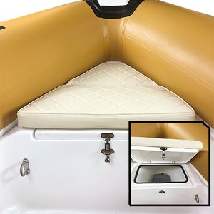 RIB520 Sport Line incl Teak & Stainless tank package