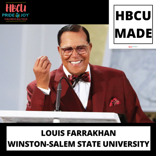 HBCU Made: We Salute Minister Louis Farrakhan