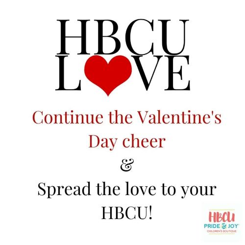 Be My Valentine: Show Love to Your HBCU
