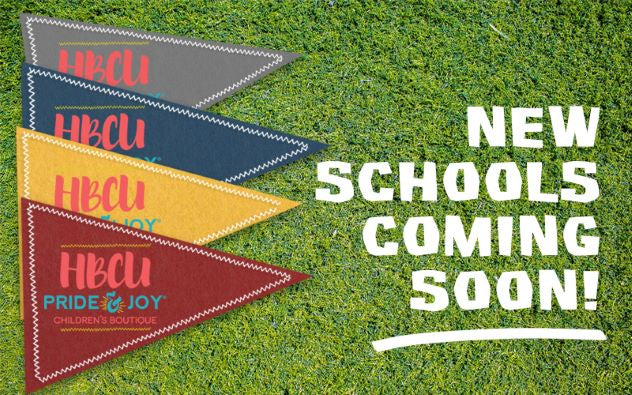Announcing Our New Schools Coming Soon!