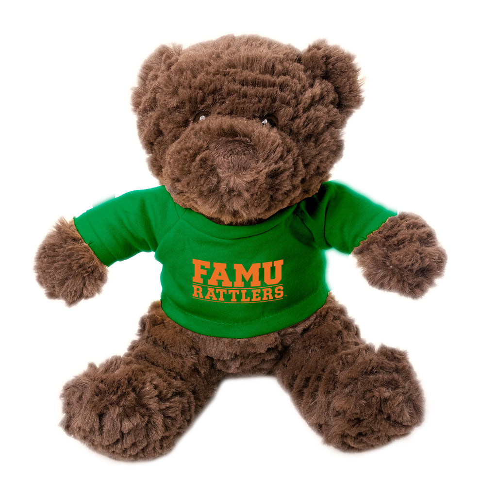 "FAMU Keepsake 12"" Teddy Bear"