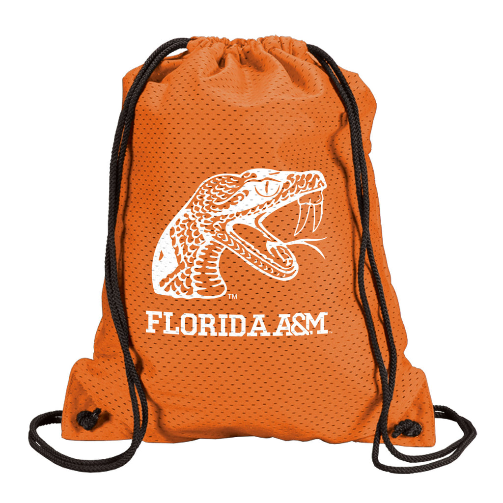 Rattler Pride Mesh drawstring backpack