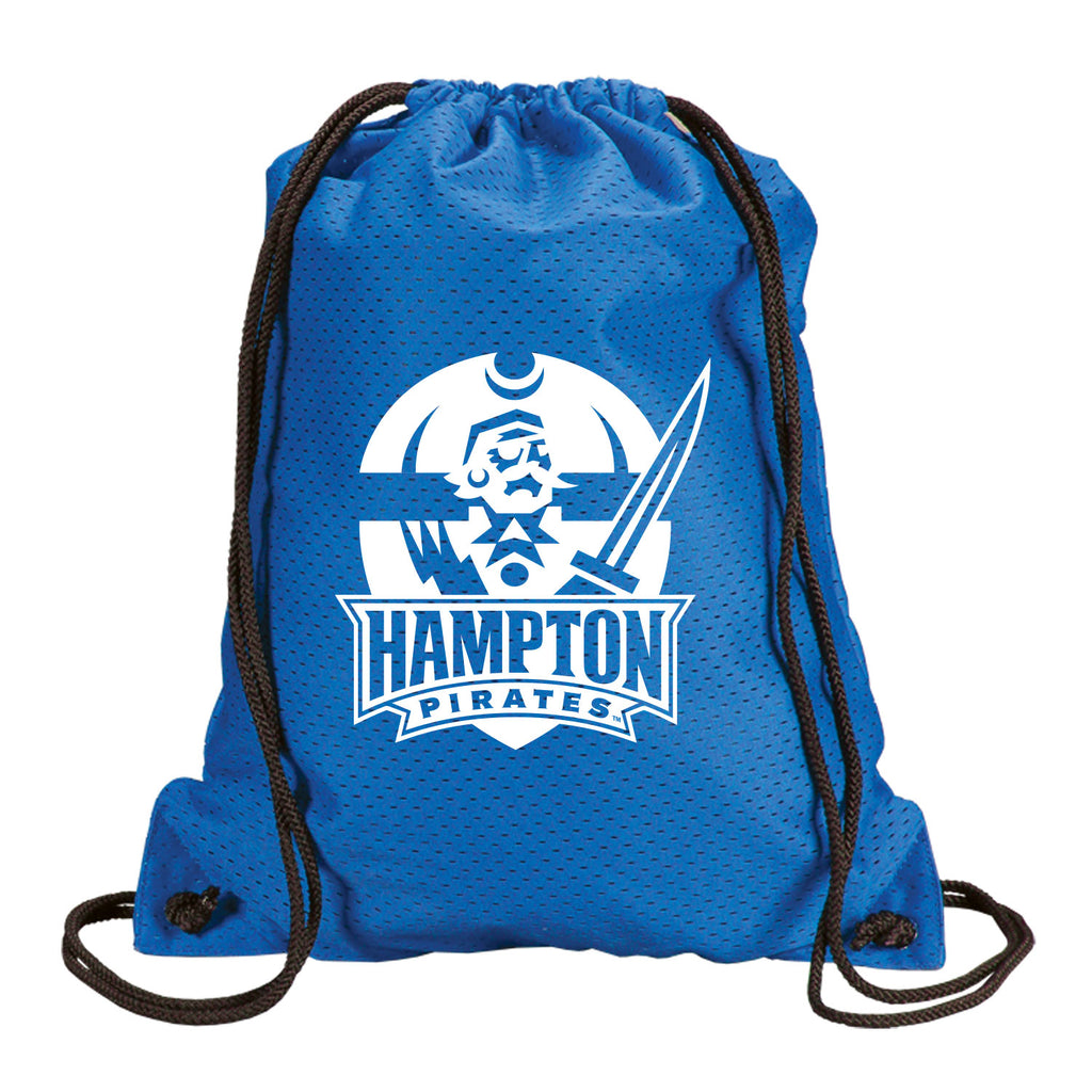 Hampton Pride Mesh drawstring backpack