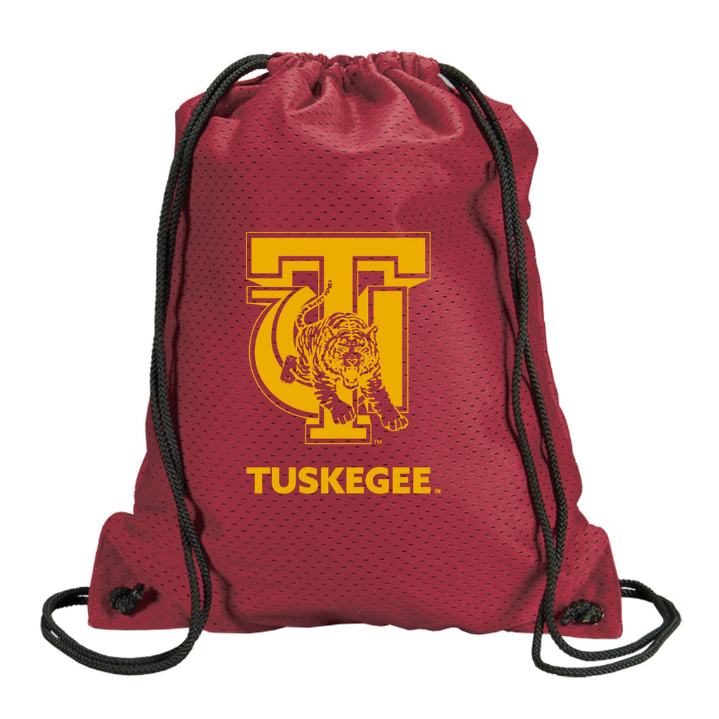 Tuskegee Pride Mesh drawstring backpack