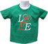 """LOVE"" FAMU Girls' T-Shirt - HBCUprideandjoy"