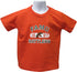 FAMU Rattlers Founders Tee Orange - HBCUprideandjoy