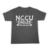 NCCU Legacy Youth Tee Gray - HBCUprideandjoy
