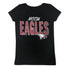 NCCU Diva in Training Glitter Pirate Tee Black - HBCUprideandjoy