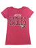 NCCU Diva in Training Glitter Pirate Tee Pink - HBCUprideandjoy