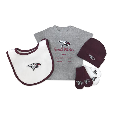 NCCU Newest Addition Keepsake Gift Set - HBCUprideandjoy