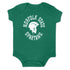 Tiny Norfolk State Spartan Bodysuit in Green - HBCUprideandjoy