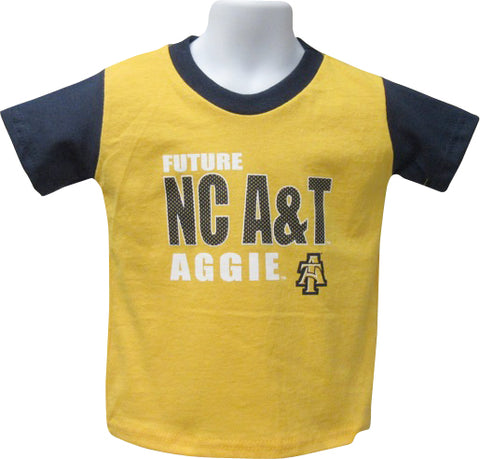 Future NC A&T Aggie Tee - HBCUprideandjoy