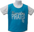 Hampton Bling Girls Tee Teal - HBCUprideandjoy