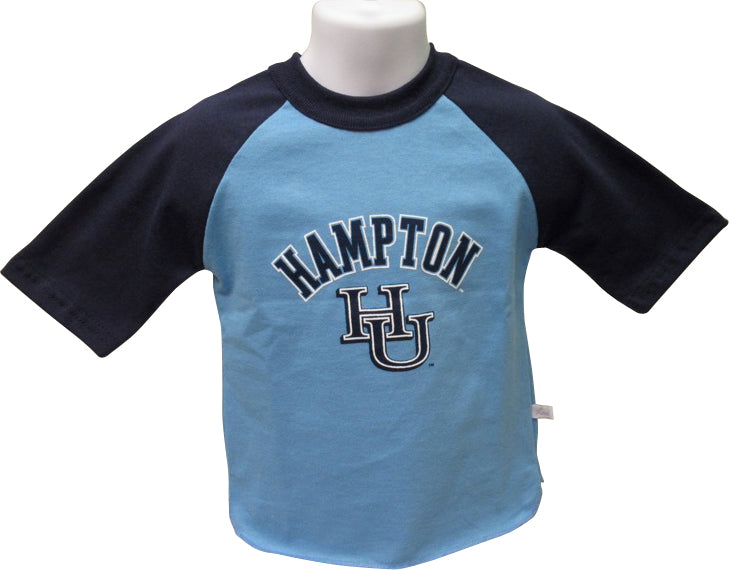 Pee Wee Hampton Pirate Tee - HBCUprideandjoy