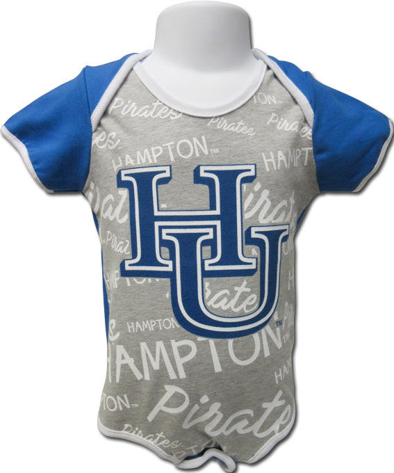 "Hampton ""No Doubt"" Onesie"