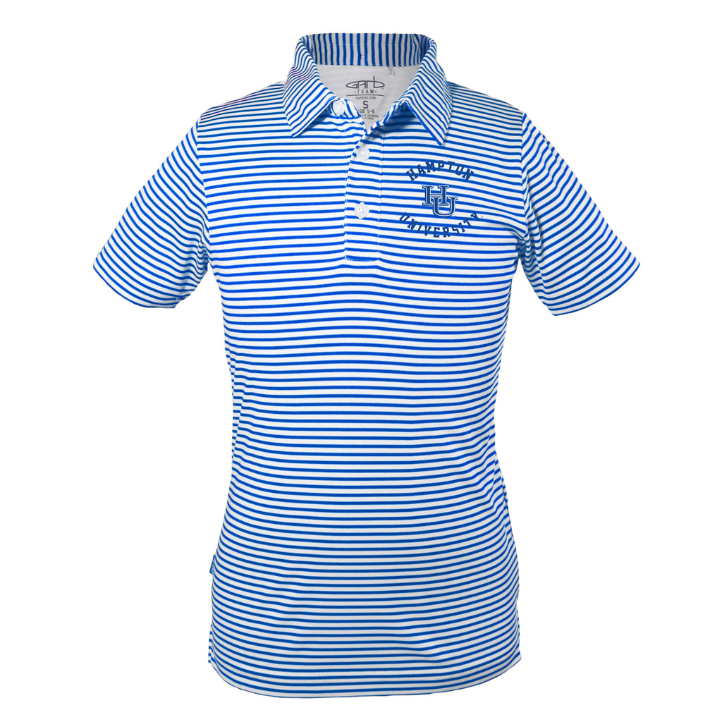 Hampton Prepster Striped Polo