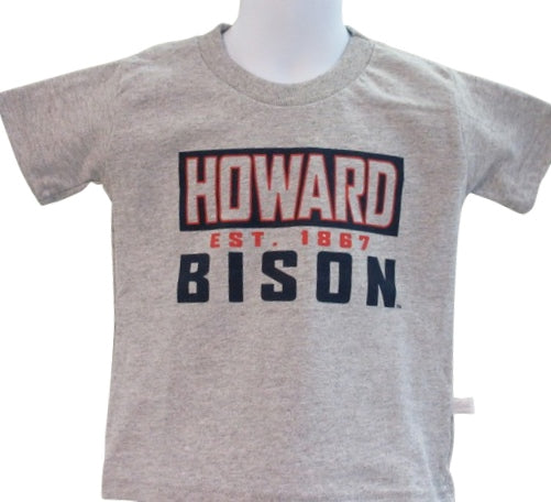 "Howard University ""The Year It All Began"" T-Shirt by Next Generation HBCU - HBCUprideandjoy"