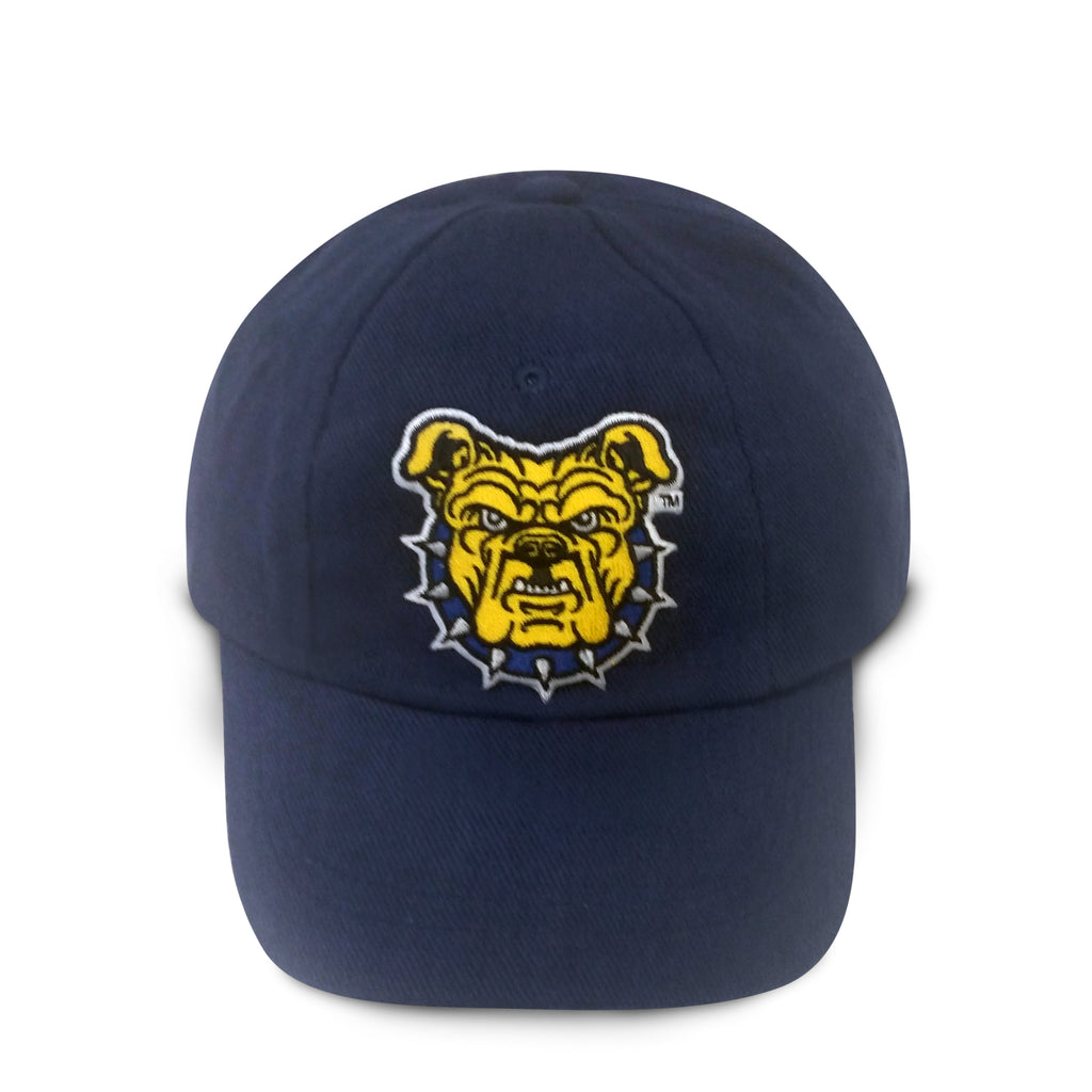 NC A&T Toddler Baseball Cap Navy