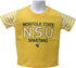 Norfolk State Stripe Sleeve Tee - HBCUprideandjoy