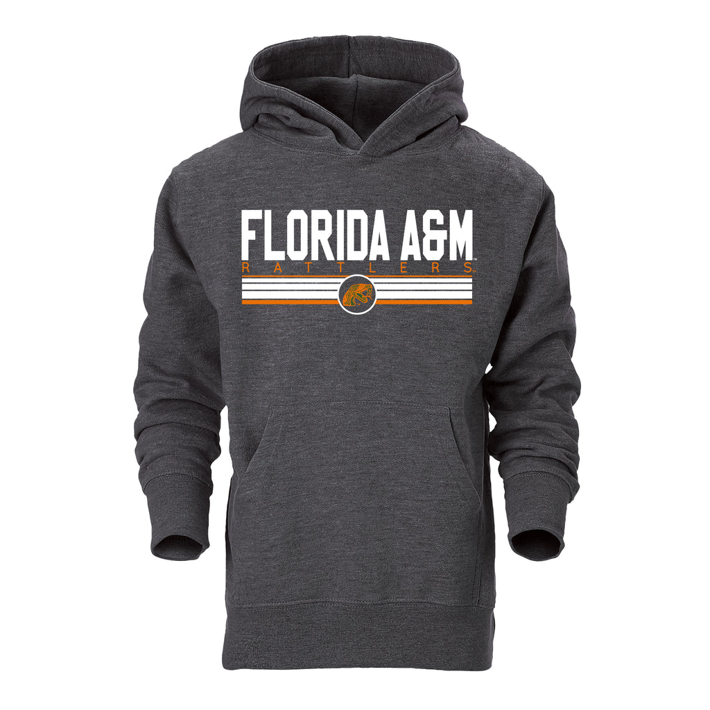 Florida A&M Rattlers Classic Hoodie in Gray