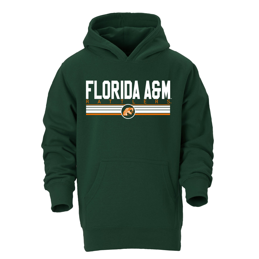 Florida A&M Rattlers Classic Hoodie in Green
