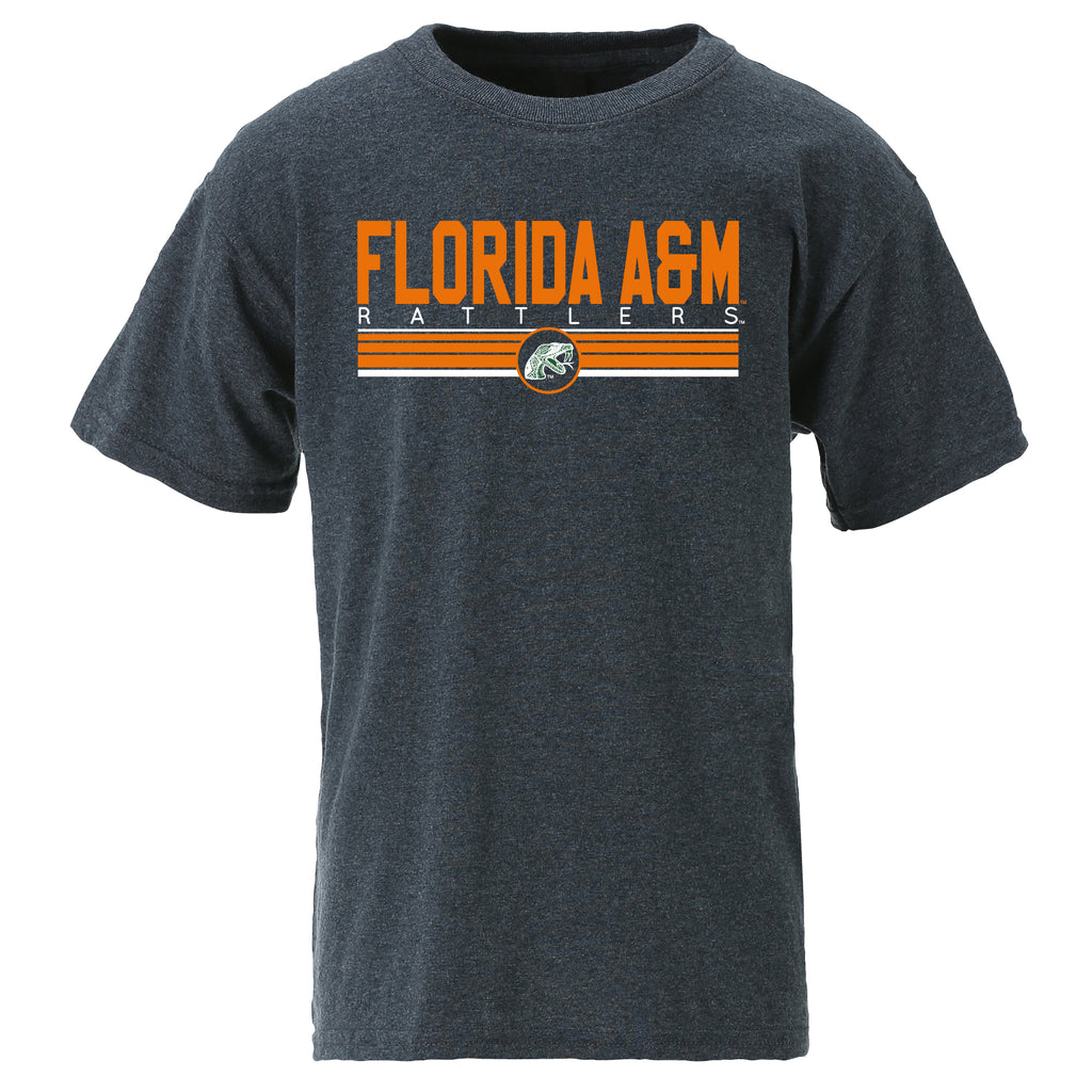 Florida A&M Rattlers Classic Tee in Gray