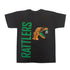Fierce Little Rattler Youth Tee Brown by Next Gen HBCU - HBCUprideandjoy