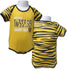 I'm a Future Tuskegee Golden Tiger Tiger Stripe Bodysuit - HBCUprideandjoy