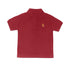 Tuskegee Toddler Polo Shirt Crimson - HBCUprideandjoy