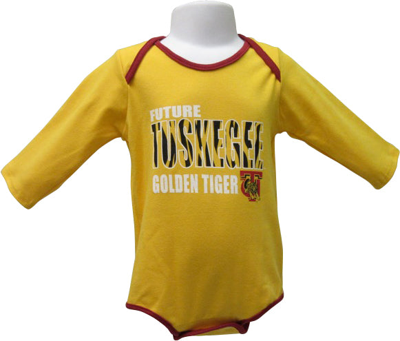 I'm a Future Tuskegee Golden Tiger! Bodysuit - HBCUprideandjoy