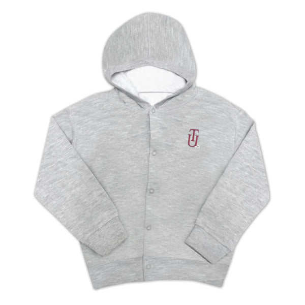 Tuskegee Hooded Jacket - HBCUprideandjoy