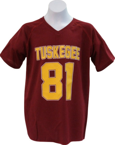 Tuskegee Game Day Football Jersey by Next Generation HBCU - HBCUprideandjoy