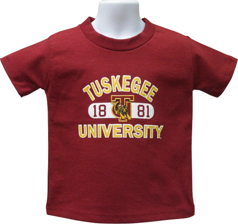 Tuskegee University Founders T-Shirt by Next Generation HBCU - HBCUprideandjoy