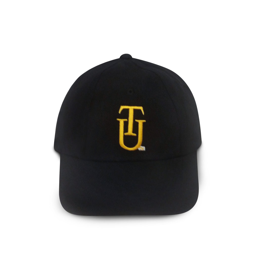 Tuskegee Toddler Baseball Cap Black - HBCUprideandjoy