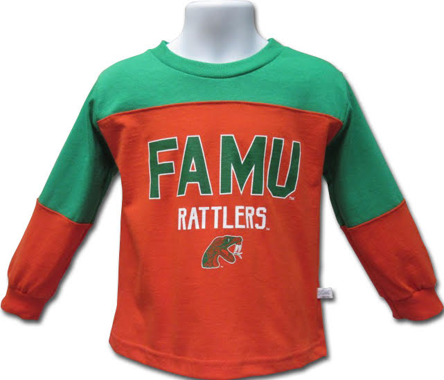 COLAC FAMU Long-Sleeve Tee