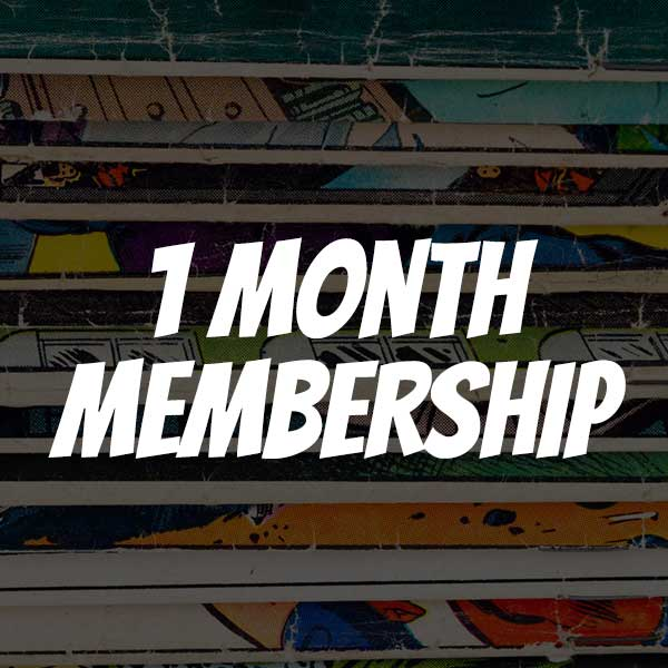 Gym 1-Month Pass