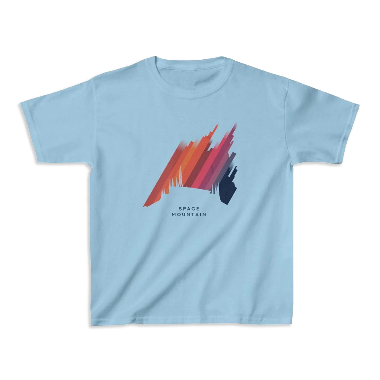Space Mountain Tee | Youth
