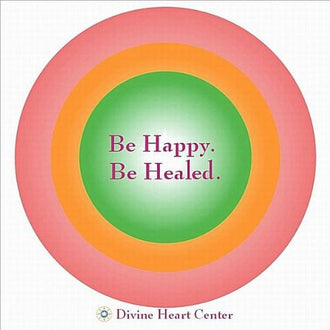 Be Happy. Be Healed. Guided Meditation CD