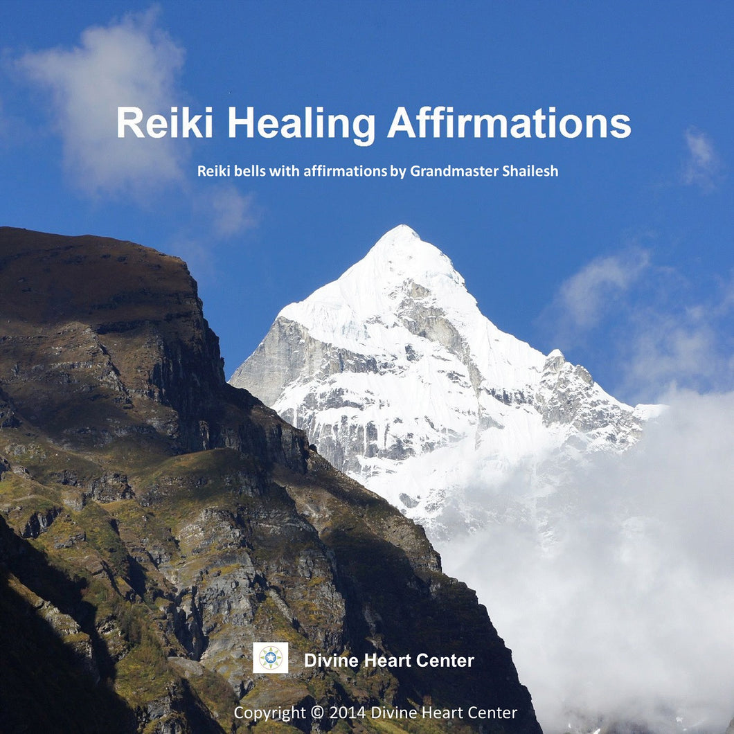 Reiki Healing Affirmations - Digital Download