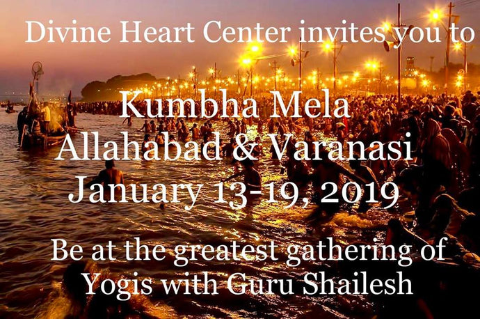 2019 Kumbha Mela - Allahabad and Varanasi Spiritual Tour, January 13- 19