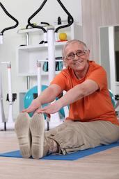Senior Citizen Chair Yoga (Online, Free)