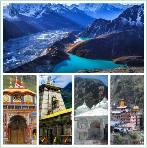 2021 Himalayan Retreat to Char Dham, India, October 17th to 24th